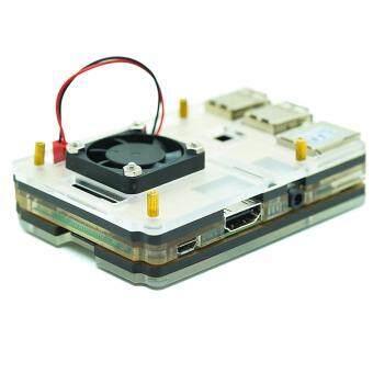 เคส Raspberry Pi 3 Model B acrylic