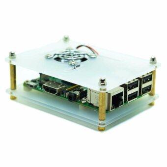 เคส Raspberry Pi 3 Model B acrylic C