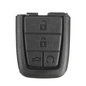 Harga Remote Control Key Fob Push 5 Buttons Pad For Pontiac G8 2008-200992245050 - intl