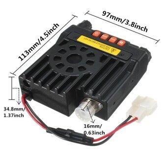 RHS QYT KT 8900 136-174/400-480MHz Dual Band 25W Mini Mobile RadioTransceiver - intl - 4