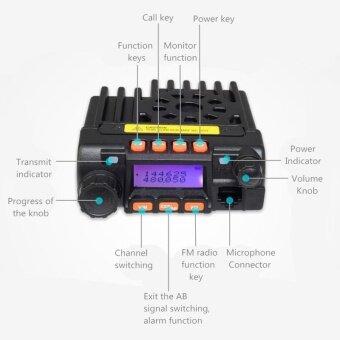 RHS QYT KT 8900 136-174/400-480MHz Dual Band 25W Mini Mobile RadioTransceiver - intl - 3
