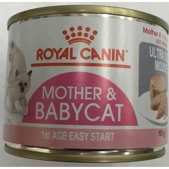 Royal Canin Babycat Can อาหารเปียกลูกแมว 195g ( 3 units )