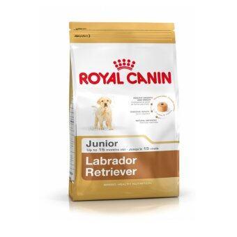 Royal Canin Junior Labrador ลูกสุนัขพันธุ์ลาบาดอร์ ขนาด 12 กก.