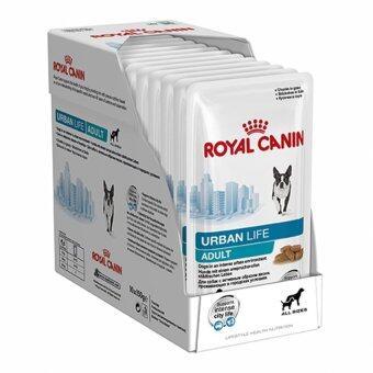 Royal Canin Urban life adult  อาหารเปียกสุนัข แบบซอง  150g บรรจุ  10 ซอง