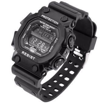 S Sport นาฬิกาข้อมือ กันน้ำ แถมกล่องเหล็กสวยหรู ใส่ได้ทั้งชายและหญิง รุ่น GP9220 - 3