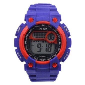 ซื้อ/ขาย S SPORT นาฬิกาข้อมือ Unisex ได้ทั้งชายและใส่หญิง - GP9208 (Blue/ Red)