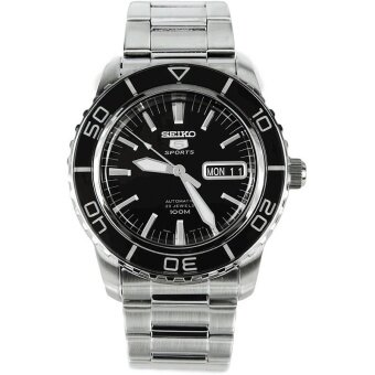 Seiko 5 Automatic Men's Stainless Steel Strap Watch SNZH55K1 - intl
