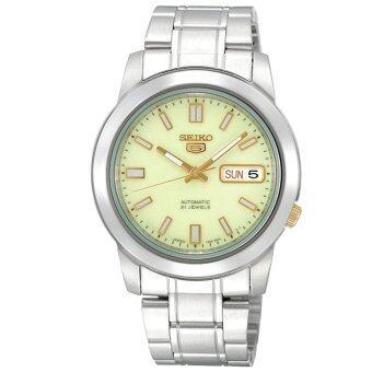 ราคา นาฬิกาข้อมือ Seiko 5 Automatic รุ่น SNKK19K1