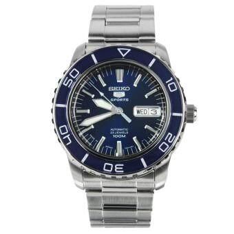 ซื้อ/ขาย Seiko 5 Series Automatic Blue Dial Diver นาฬิกาข้อมือชาย SNZH53J1