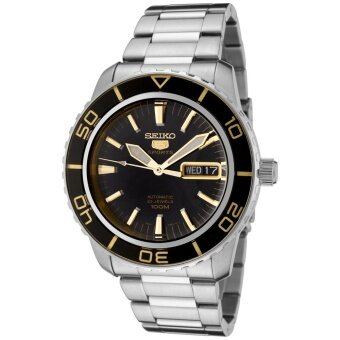 Seiko Automatic Sports Mens Diver Watch SNZH57K1 - intl
