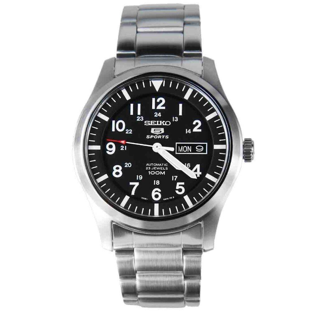 การใช้งาน  พระนครศรีอยุธยา SEIKO นาฬิกาข้อมือ - SNZG13K1