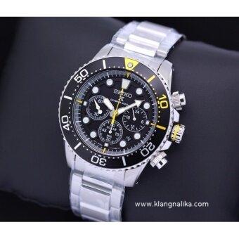 นาฬิกา Seiko Prospex Solar Chronograph Diver's 200M รุ่น SSC613P1