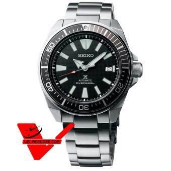Seiko Samurai Prospex นาฬิกาข้อมือผู้ชาย สายสแตนเลส รุ่น SRPB51K1