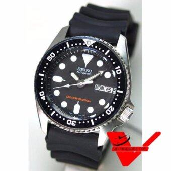 Harga Seiko Scuba Diver Sport Automatic นาฬิกาข้อมือ Stainless Strap รุ่นSKX013K
