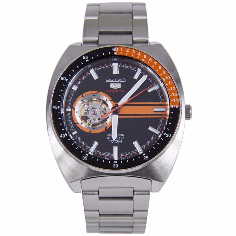 หนองบัวลำภู Seiko นาฬิกาข้อมือ รุ่น SSA331K1