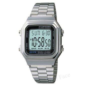 Sevenlight นาฬิกาข้อมือ - A178GP-1A (Silver)