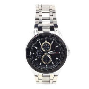ซื้อ/ขาย Sevenlight นาฬิกาข้อมือผู้ชาย - GP9135 (Silver/Black)