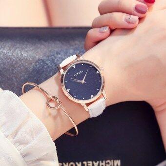 แนวโน้มบรรยากาศกันน้ำเข็มขัด Shi Ying ดูนาฬิกาแฟชั่นนาฬิกา