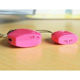 Shoppy พวงกุญแจเซ็นเซอร์กันลืม (สีชมพู) - 3