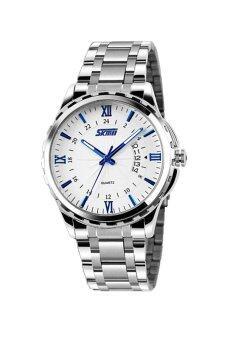 2561 SKMEI นาฬิกาแฟชั่นผู้ชาย รุ่น 9069 - สีน้ำเงิน