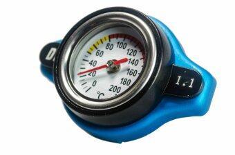 ลดราคา Speed Studio ฝาหม้อน้ำ D1 spec วัดอุณหภูมิน้ำ จุกใหญ่ 1.1 bar