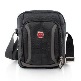 กระเป๋าสะพายรุ่น KW107/BA/GY - Black/Greyของแท้ 100 percent (Warranty leafletถูกต้องตามกฎหมาย)