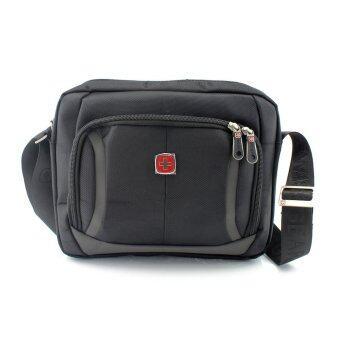 กระเป๋าสะพายรุ่น KW108/BA/GY (Black/Grey)ของแท้ 100 percent (Warranty leafletถูกต้องตามกฎหมาย)