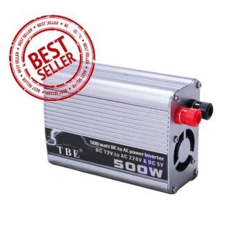 Tbe Inverter 500 watt with Specaial 1 USB - Silver