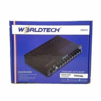 Thailand Worldtech ปรีแอมป์ 9 B. รุ่น WT-EQ3002
