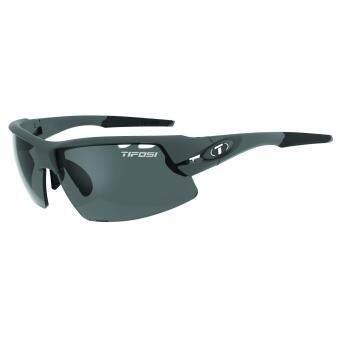 Tifosi แว่นกันแดด รุ่น CRIT Matte Gunmetal (Smoke Polarized Fototec)