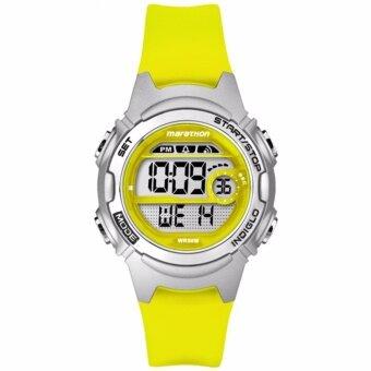Timex Marathon นาฬิกาข้อมือผู้หญิง รุ่น TW5K96700 - Yellow