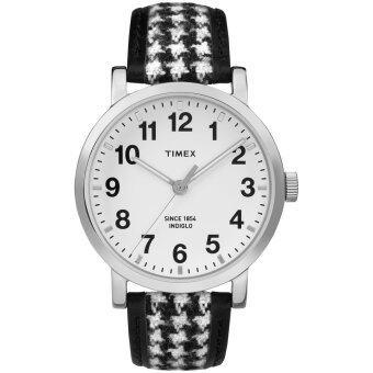 Timex นาฬิกา รุ่น Originals Houndstooth (Black)