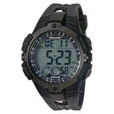 Timex ผู้ชาย T5K802M6 มาราธอนดิจิตอลสีดำนาฬิกา