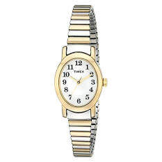 Timex Women's T2M570 Cavatina Two-Tone Stainless Steel Watch with Expansion Band - Intl