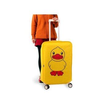 travel luggage cover suitcase set(D24) - intl