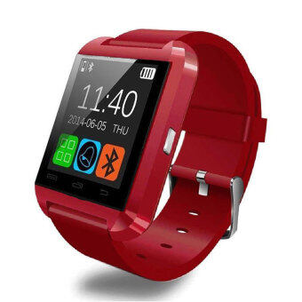 U Watch Bluetooth Smart Watch รุ่น U8 (Red)