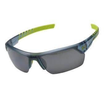 Under Armour UA Igniter 2.0 Color: Satin Crystal Gray/High Vis Yellow Frame/Gray/Multiflection Lens