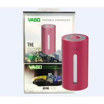 VAGO เครื่องดูดสูญญากาศพกพา - สีชมพู