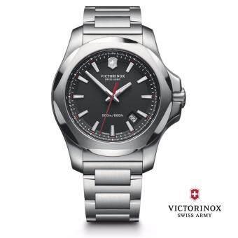 ราคา Victorinox I.N.O.X. I.N.O.X. 241723.1 ประกันศูนย์ 3 ปี นาฬิกาผู้ชาย รองรับการใช้งานสุดโหด