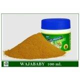 Wajababy ไข่ลูกไรทะเล(อาทิเมียร์)ปอกเปลือก อาหารสำหรับลูกปลาขนาดเล็ก 100 ml.