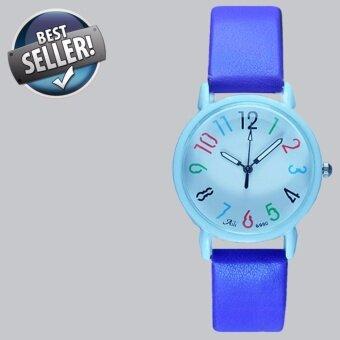 ราคา WATCH DWL 2037 ELEGENT DESIGN WHITE นาฬิกาข้อมือ