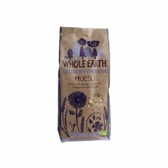 Whole Earth Crunchy Organic Muesli 750g