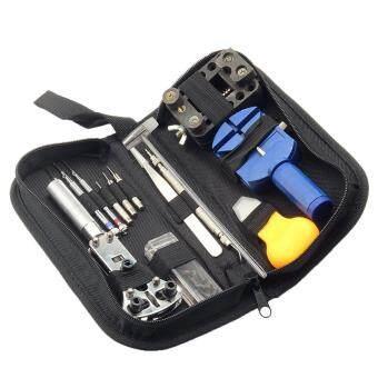 yesefus Watch Adjust Repair Fix Tool Kit Set Watchmaker Watch Tool Kit Set - intl
