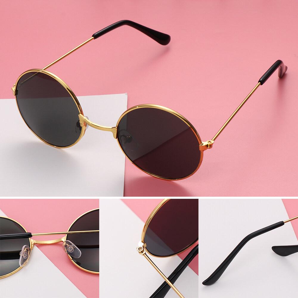 X1A13OFBV 1Pc น่ารักเด็กชายและเด็กหญิงผลิตภัณฑ์กลางแจ้งสีฟิล์ม Streetwear แนวโน้มแว่นตากันแดดเด็กแว่นตากันแดดแว่นตากันแดด Retro