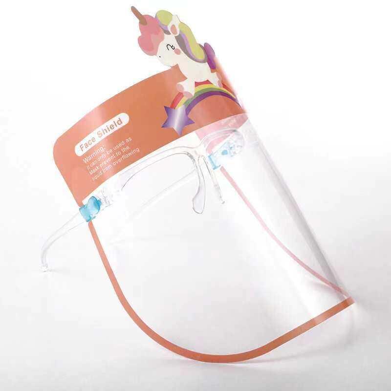 Babyonline(R261)L1เฟสชิวป้องกันฝุ่นลายการ์ตูนสำหรับเด็ก