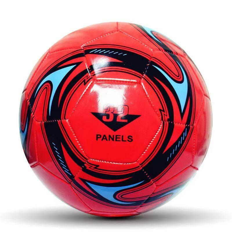 ลูกฟุตบอล เบอร์5 Football Soccer Ball-Size5 คุณภาพสูง เต็มลมเรียบร้อย พร้อมใช้งาน