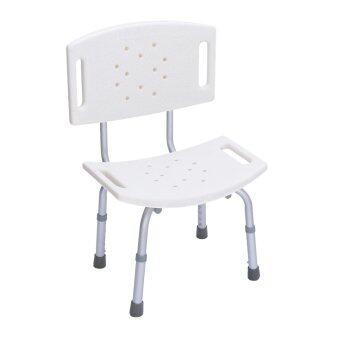 Acare เก้าอี้อาบน้ำอลูมิเนียม มีพนักพิง