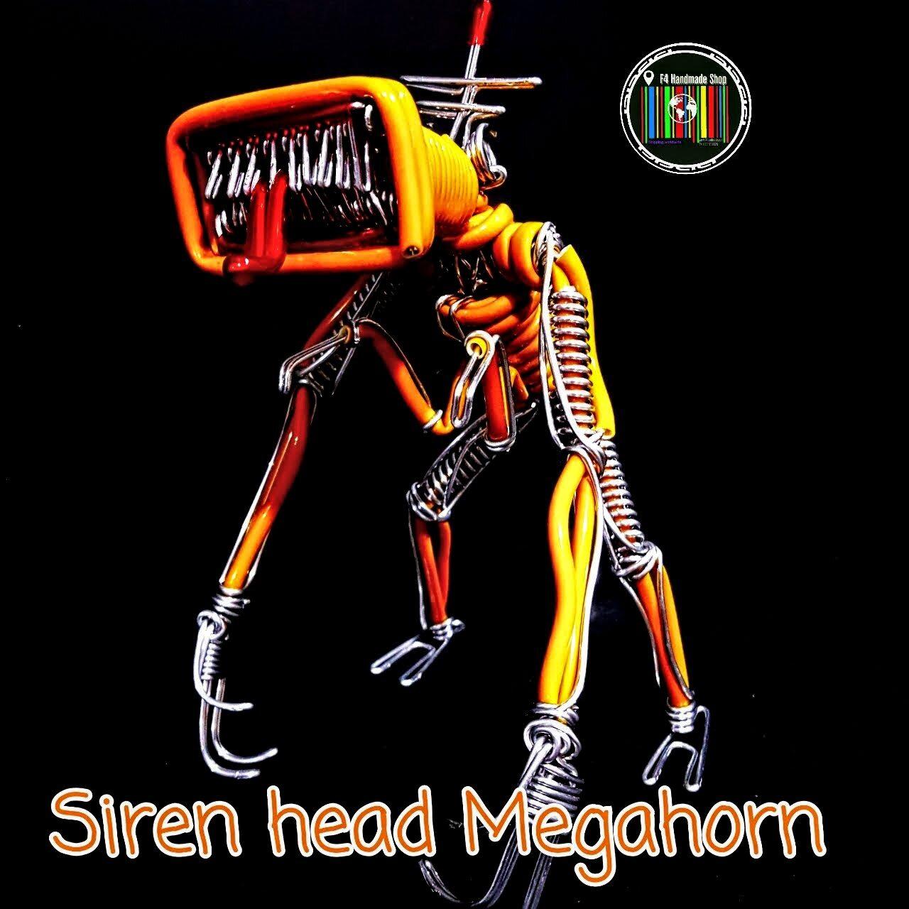 Siren Head ไซเรนเฮด