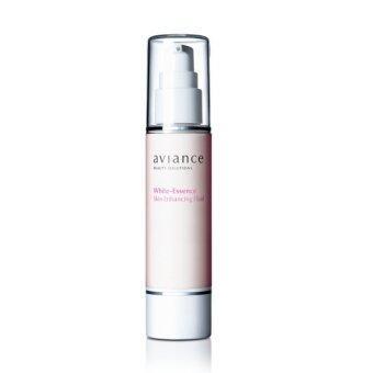 aviance ครีมไวท์-เอสเซนซ์บำรุงกลางวันเพื่อผิวขาวกระจ่างใส White-Essence Skin Enhancing Fluid 45 ml