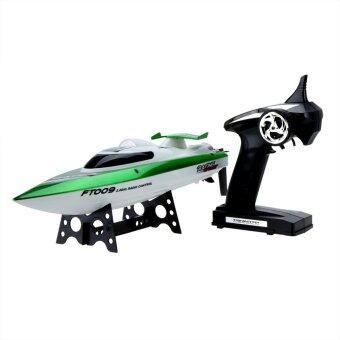 Babybear เรือบังคับไฟฟ้า Speed Boat รุ่น FT009 - Green